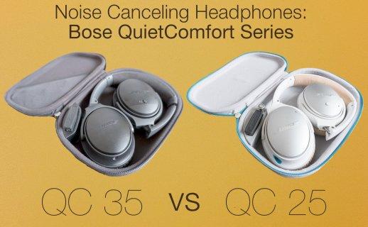Bose QC 35 vs QC 25