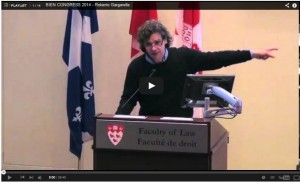 Basic Income Earth Network congres 2014