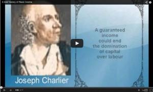 De geschiedenis van het basisinkomen