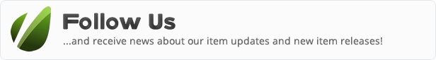 Follow Basix - and receive news about our item updates and new item releases