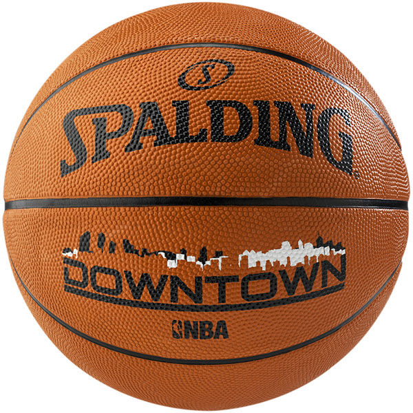Spalding Basketbal NBA Downtown Brick Outdoor Maat 7
