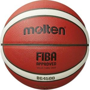 Molten Basketbal B6G4500 met DBB logo maat 6 (opvolger GG6X)