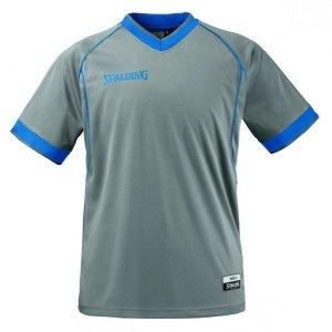 Spalding Scheidsrechter Shirt Classic Basketbal grijs blauw