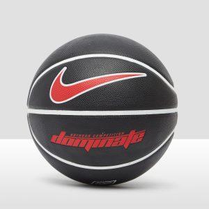 Nike Nike dominate 8-panel basketbal zwart/rood kinderen