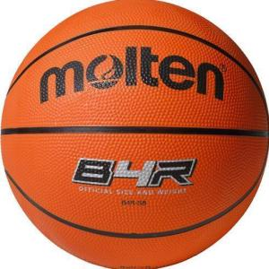 Molten Basketbal B4R Indoor/Outdoor Oranje Maat 4