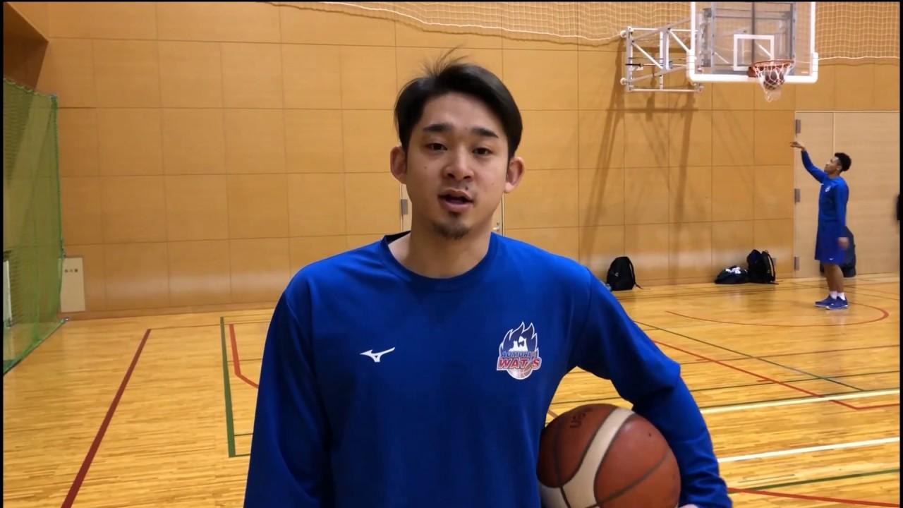 2019-20 SEASON 青森ワッツ【# 7 佐野太一選手から皆さまへ】