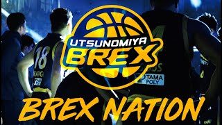 2019-20 UTSUNOMIYA BREX PLAYER INTRODUCTIONS