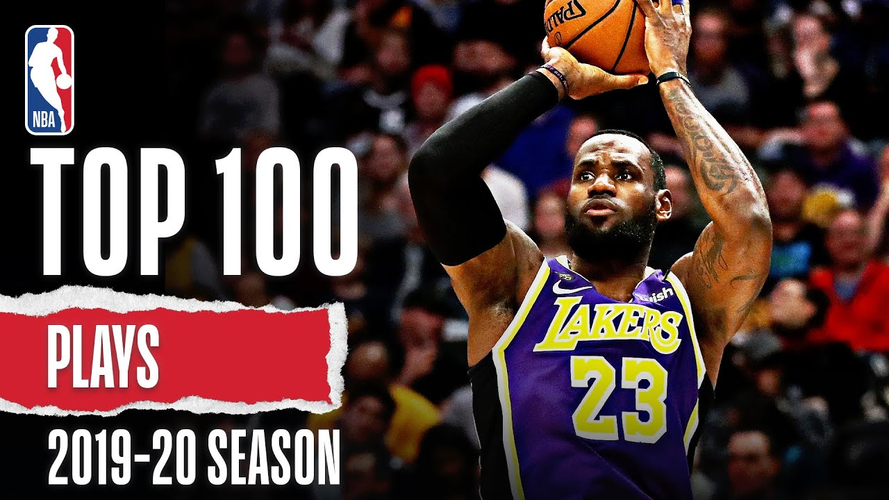 Top 100 Plays | 2019-20 NBA Season