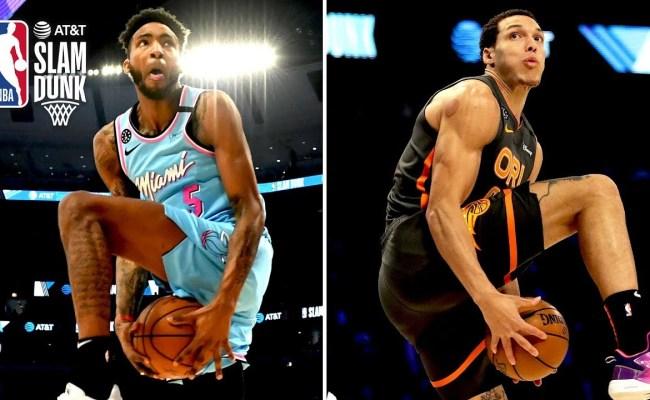 Attslamdunk Contest 2020 Nba All Star Basketball