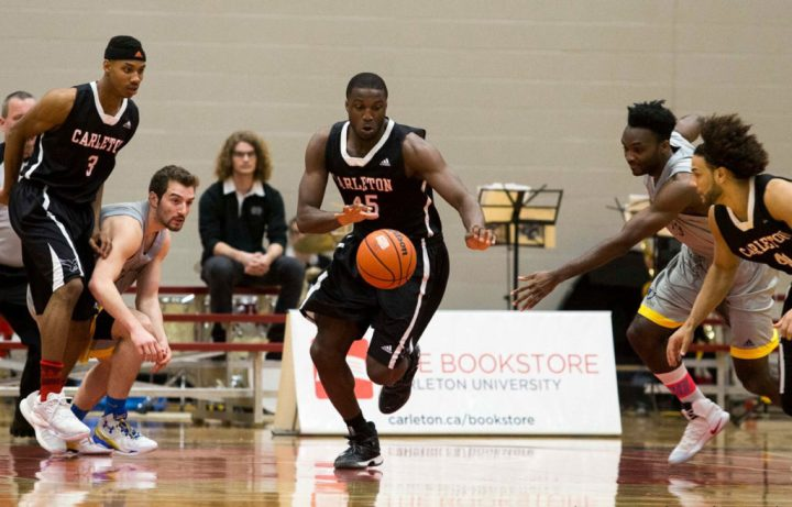 Ryan Ejim & Carleton Ravens Dominate Laurentian in Season Opener -  BasketballBuzz