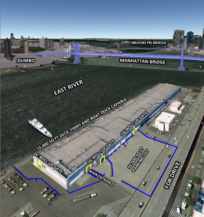 Pier 36 New York S Premier Event Space