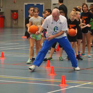 Basketball Clinic The Hague