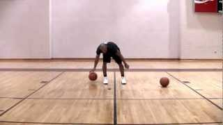 15 Minute Basketball Ball Handling Workout