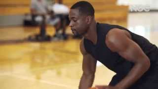 Dribbling Drills For Basketball Dwyane Wade Training Days