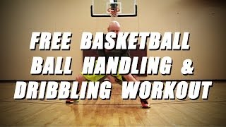 Free Basketball Handling Workout