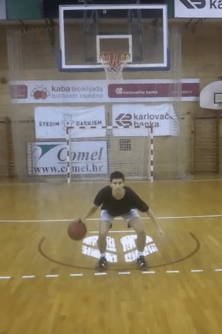 Ball Handling Workout - Low Dribble