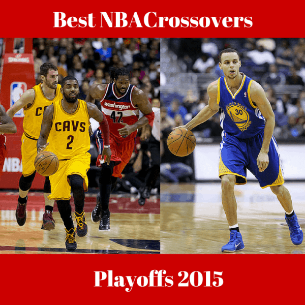 Best NBA Crossovers - Playoffs 2015