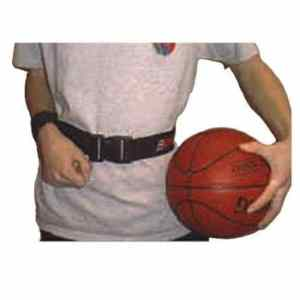 Hoop Harness Basketball Shooting, Dribbling and Passing Training Aid