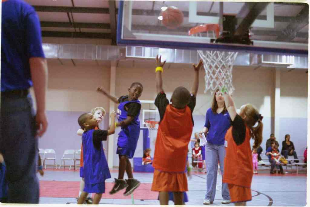 Fun Basketball Drills For Kids