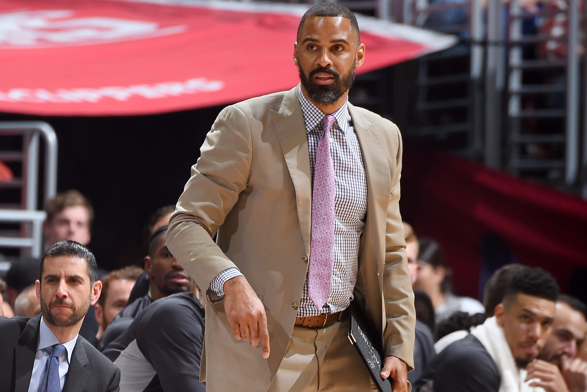 Sixers Assistant Ime Udoka To Interview for Knicks Head Coaching Job