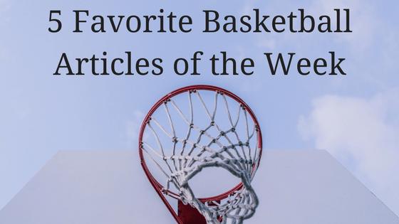 Best Basketball Articles