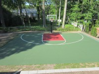 Pin Basketball Court Backyard on Pinterest