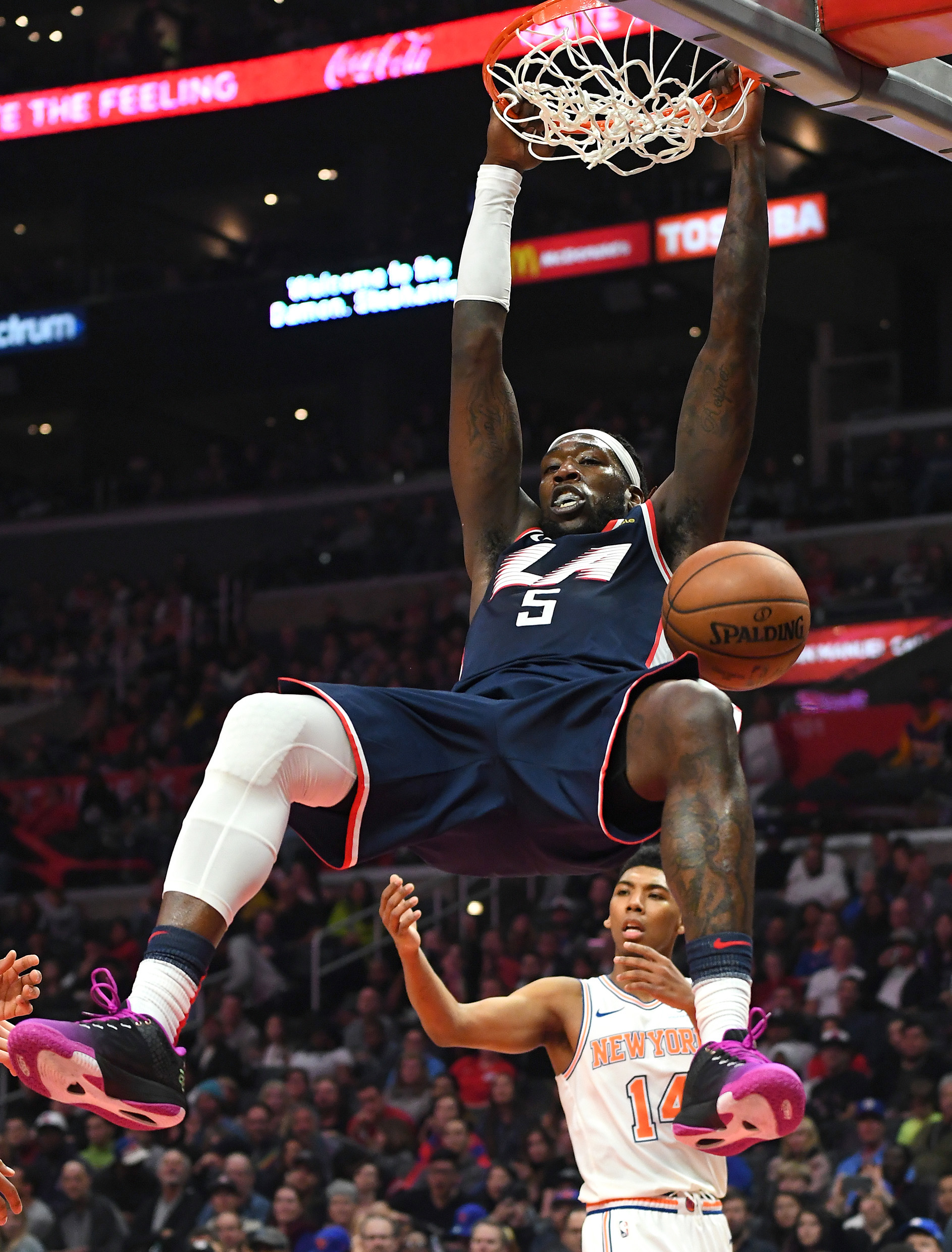 AND1簽下Montrezl Harrell – Basketball Lab | 籃球研究院