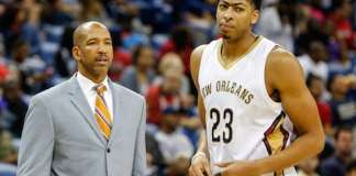 Monty Williams and Anthony Davis