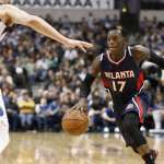 Hawks-Mavericks-Basketball