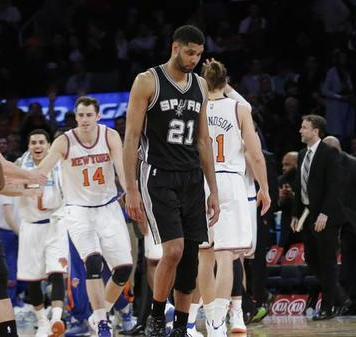 Spurs-Knicks