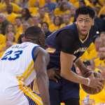NBA: Playoffs-New Orleans Pelicans at Golden State Warriors