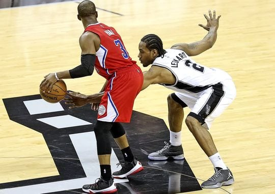 Chris Paul & Kawhi Leonard Playoffs