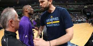 Memphis Grizzlies, Los Angeles Lakers, Marc Gasol, Kobe Bryant