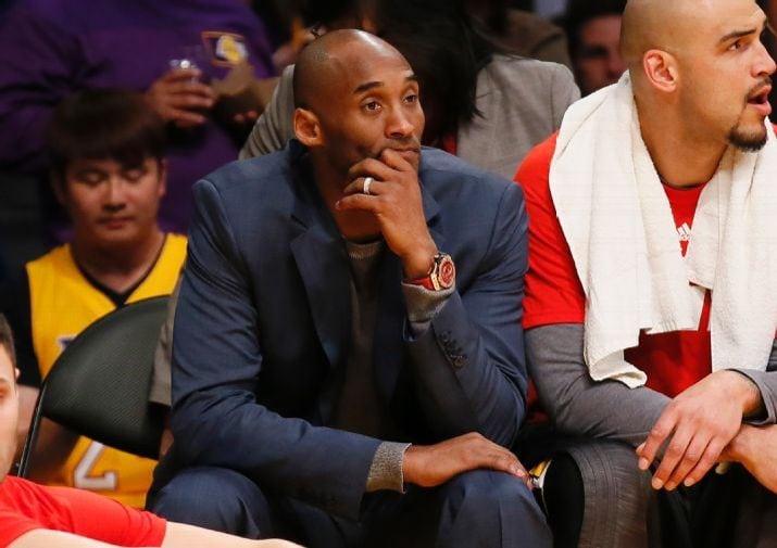 Kobe Bryant, Los Angeles Lakers, Robert Sacre