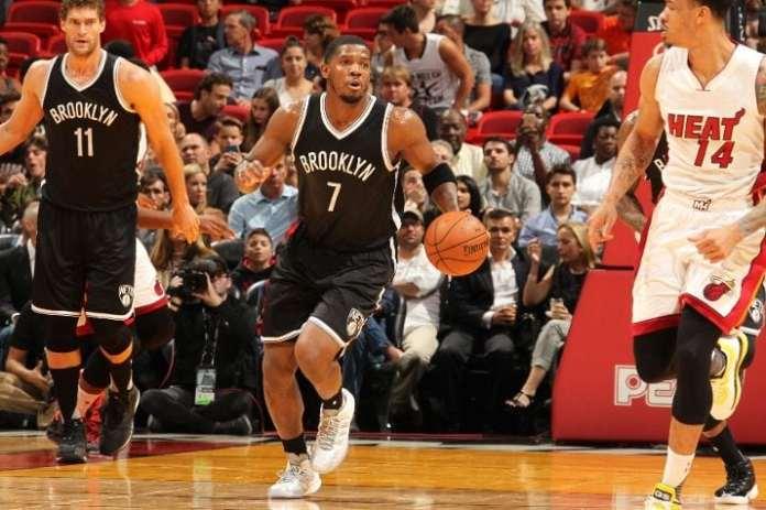 Brooklyn Nets, Miami Heat, Joe Johnson, Brook Lopez, Gerald Green