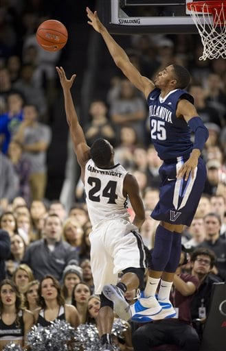 Villnova Wildcats, Mikal Bridges