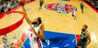 Detroit Pistons, Milwaukee Bucks, Andre Drummond