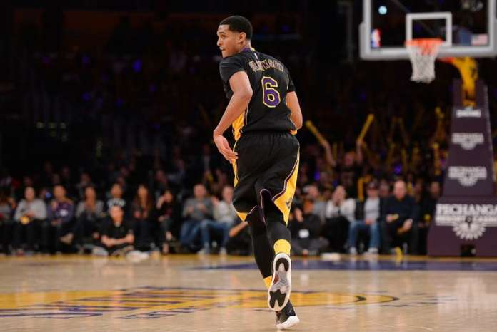 Los Angeles Lakers, Jordan Clarkson