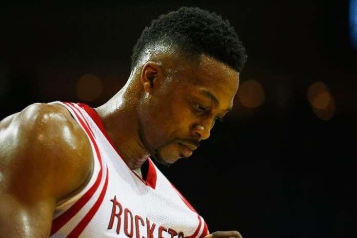 Houston Rockets, Dwight Howard