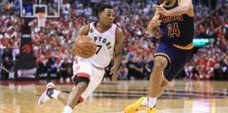 Toronto Raptors, Cleveland Cavaliers, Kyle Lowry, Richard Jefferson
