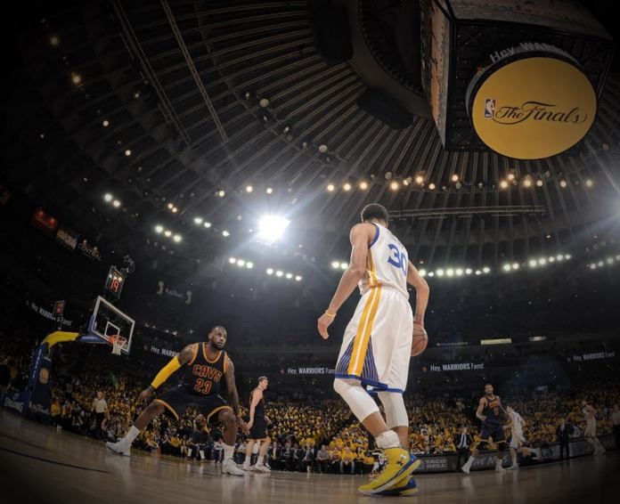 Golden State Warriors, Cleveland Cavaliers, LeBron James, Stephen Curry