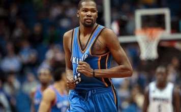 Oklahoma City Thunder, Kevin Durant