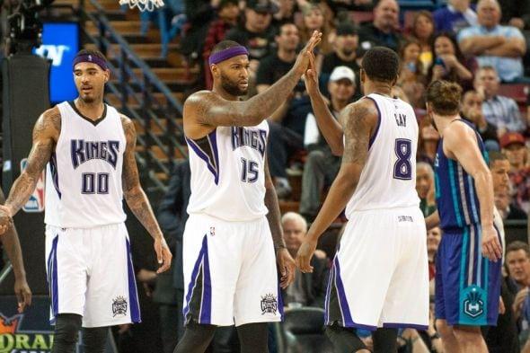Sacramento Kings, DeMarcus Cousins, Rudy Gay