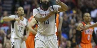 Houston Rockets, James Harden