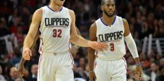 Blake Griffin, Chris Paul, Los Angeles Clippers