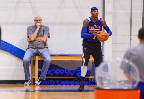 Phil Jackson New York Knicks
