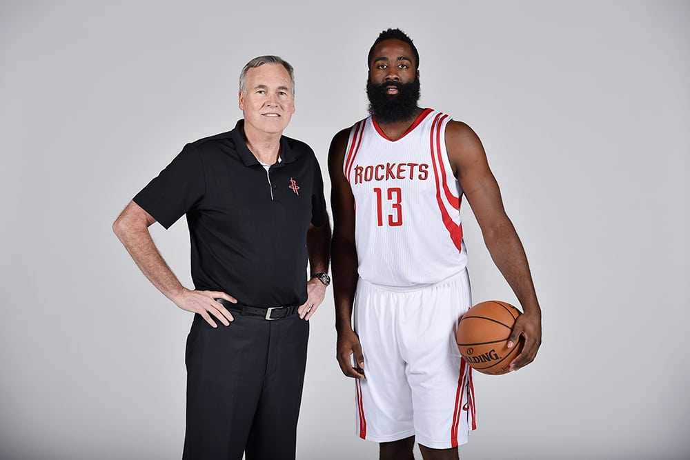 b81d522a9170 I expect that a major reason why Mike D Antoni pursued the Houston Rockets  head coaching job was because of James Harden. One of the league s best  scorers ...