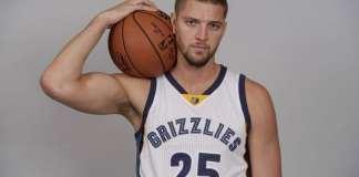 Chandler Parsons, Memphis Grizzlies