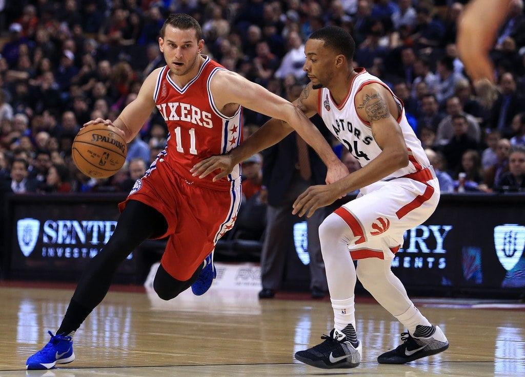 Philadelphia 76ers, Nik Stauskas