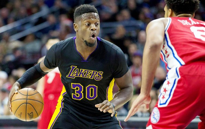 Julius Randle, Los Angeles Lakers
